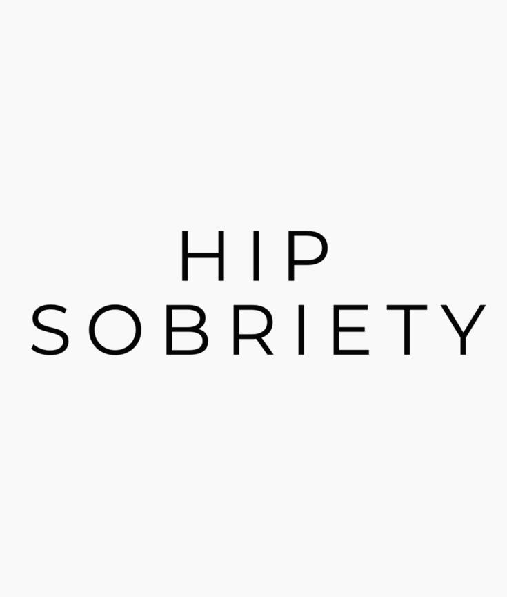 Hip Sobriety Logo